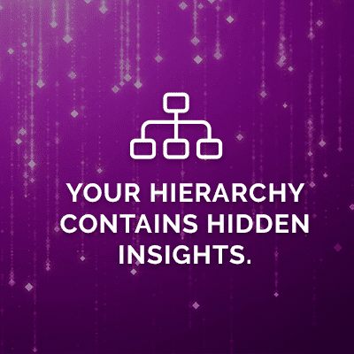 hierarchy hidden insights