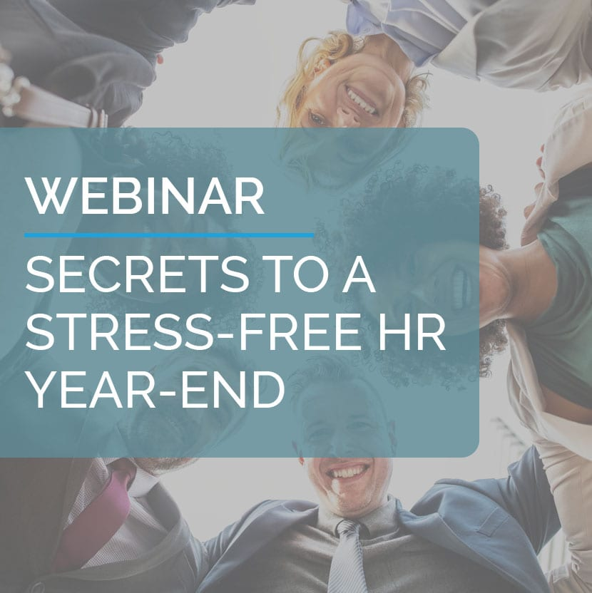 Secrets to a Stress-Free HR Year-End 4