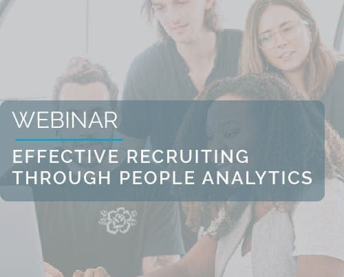 Effective recruiting through People Analytics 2