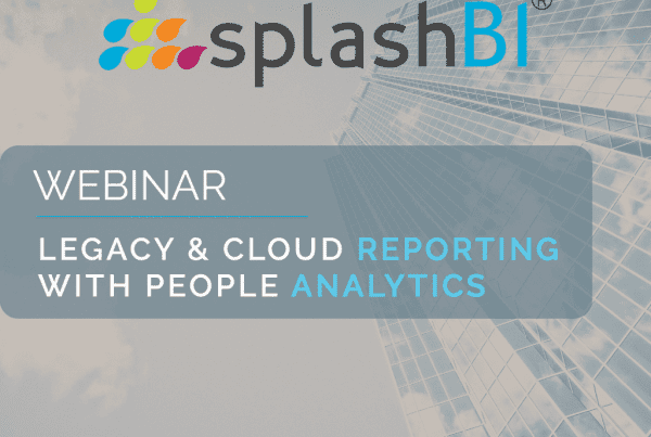 Legacy & Cloud Reporting with People Analytics 3
