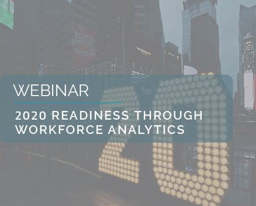 2020 Readiness Through Workforce Analytics 8