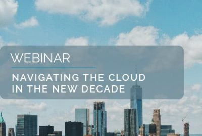 Navigating The Cloud in the New Decade 3