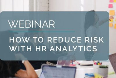 How to Reduce Risk With HR Analytics 2