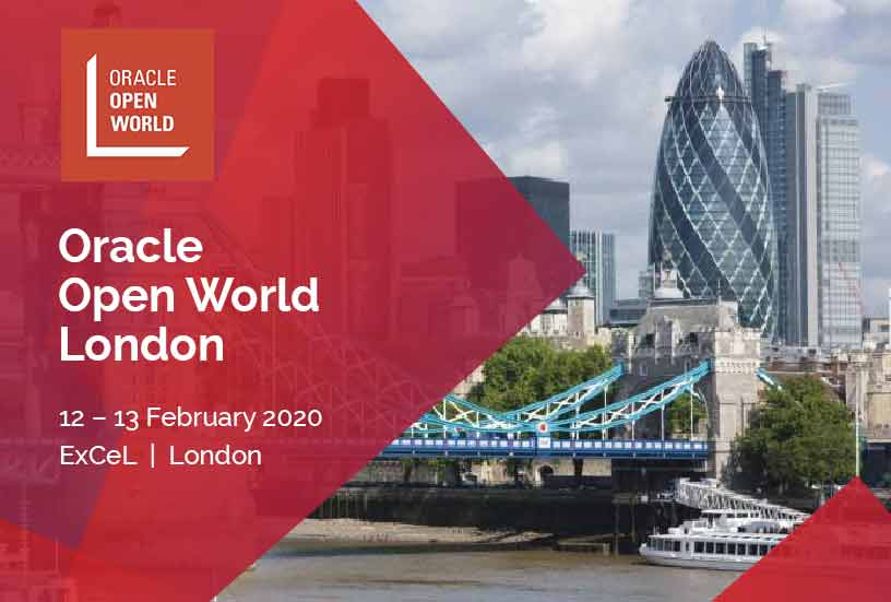 Oracle Open World London 7