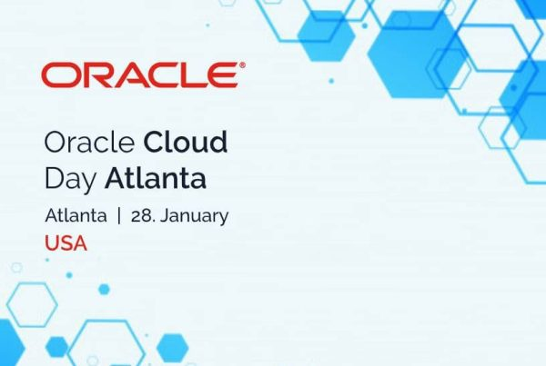 Oracle Cloud Day Atlanta (USA) 2