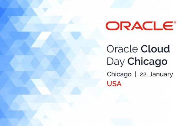 Oracle Cloud Day Chicago (USA) 3