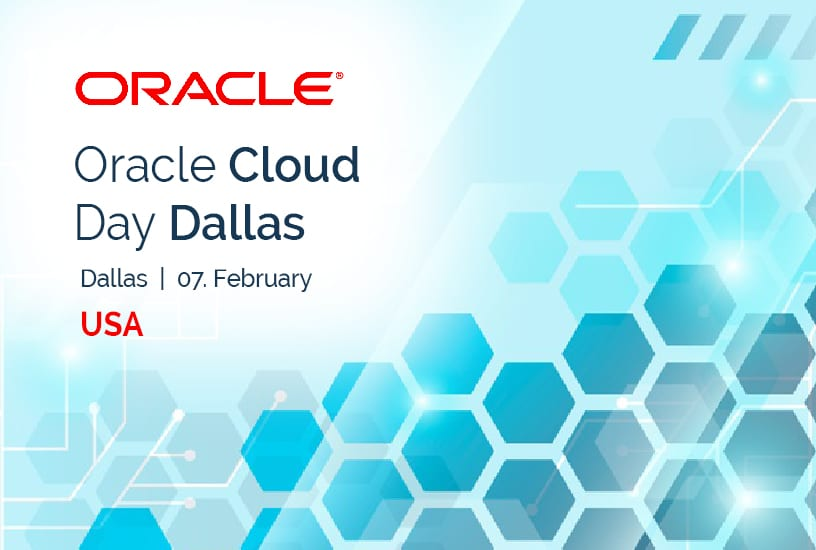 Oracle Cloud Day Dallas (USA) 4