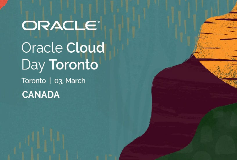 Oracle Cloud Day Toronto (Canada) 5