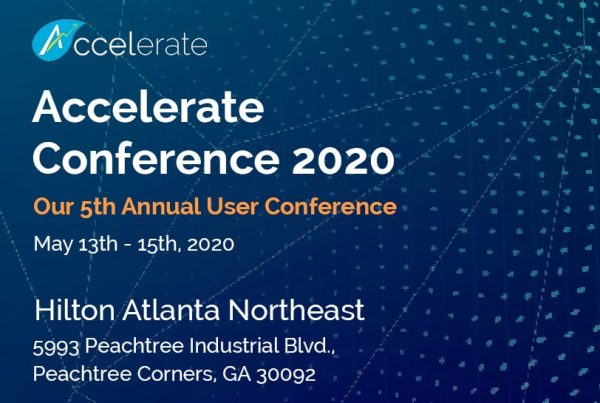 Accelerate conference 2020 2