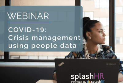 COVID-19: Crisis Management Using People Data 20