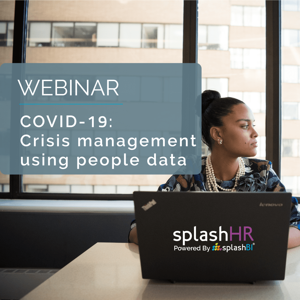 COVID-19: Crisis Management Using People Data 2
