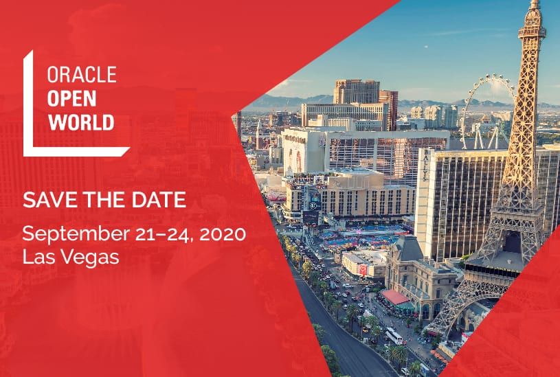 Oracle OpenWorld Las Vegas 5