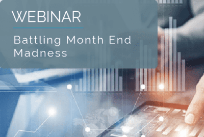 On-Demand Webinar - Battling Month End Madness | SplashBI 14
