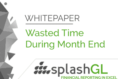 Wasted Time During Month End - Download Whitepaper! 9
