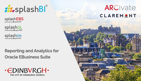 City of Edinburgh Council and CGI in Collaboration with Oracle Partners 2