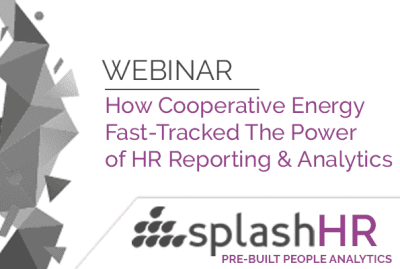 How Cooperative Energy Fast-Tracked The Power of HR Reporting & Analytics 2