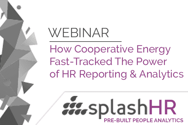How Cooperative Energy Fast-Tracked The Power of HR Reporting & Analytics 1
